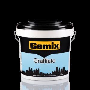 Graffiato Silicone Plaster