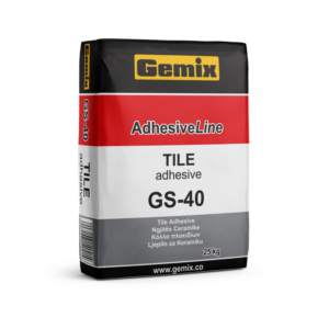 GS-40 Economy Tile Adhesive