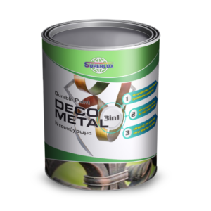 Deco Metal 3 in 1