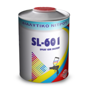 SL601 Nitro Solvent For Varnishes