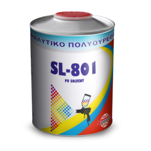 SL801 PU Solvent